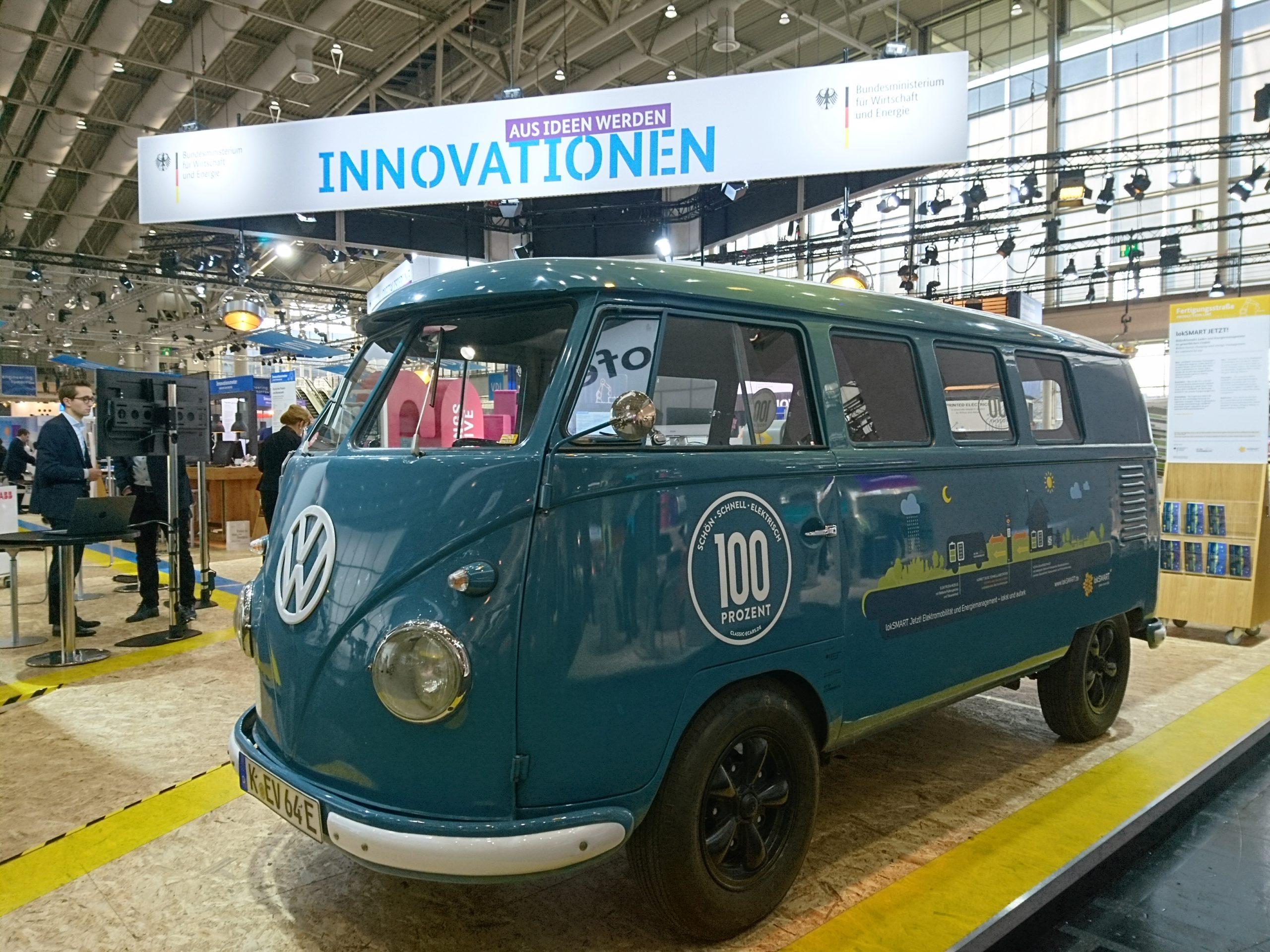Hannover Messe 2019: Heimlicher Helfer Digitalisierung