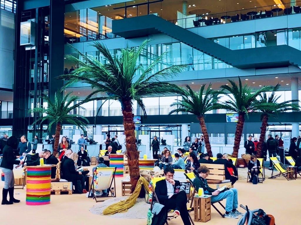Entspannte Stimmung auf der Learntec 2020, Europas Leitmesse für digitale Bildung