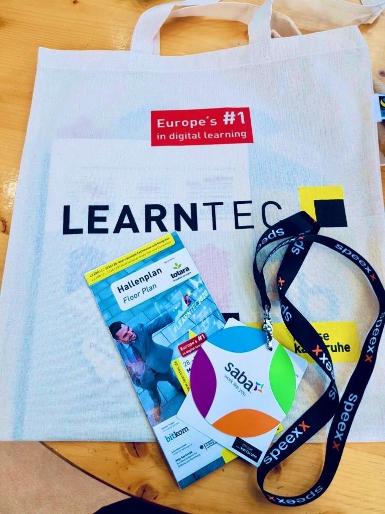 Learntec 2020: Die Nachfrage nach digitaler Bildung steigt. 15.600 Besucher und damit 34 Prozent mehr als im Vorjahr informierten sich in der Messe Karlsruhe zu den neuesten Lerntrends.