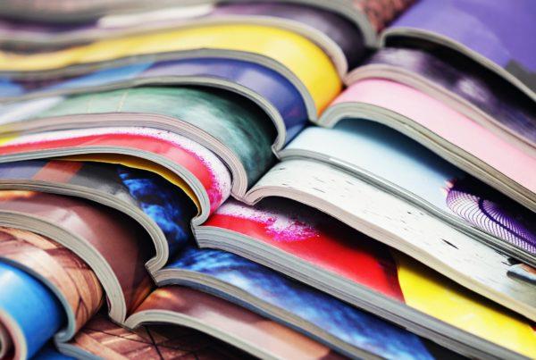 Print Medien Magazine