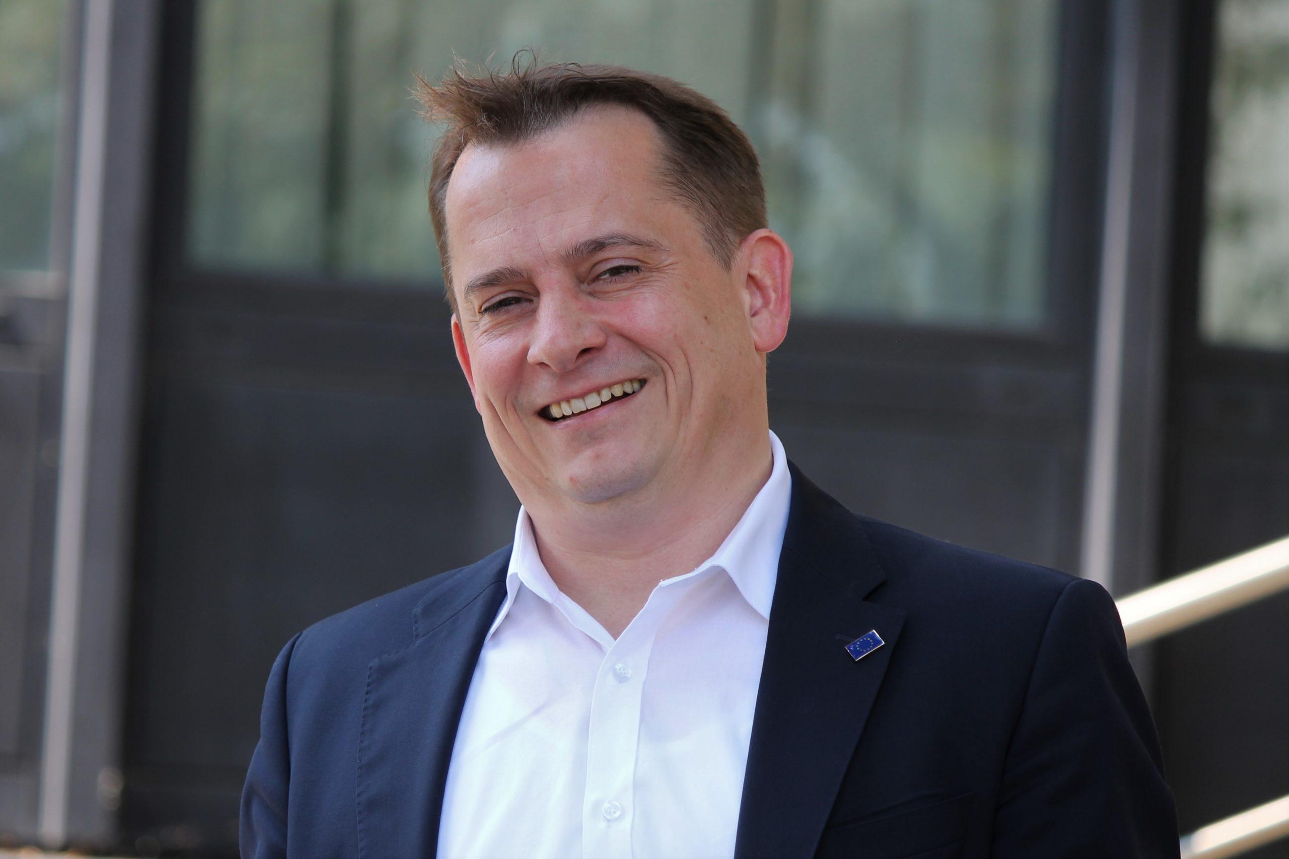 Dr. Roland Heintze Geschäftsführer