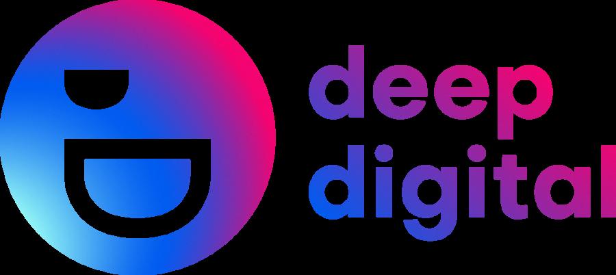 Deep Digital Logo